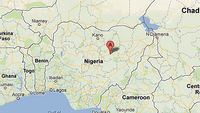 Briton 'kidnapped' in Nigeria (Image: Google Maps)