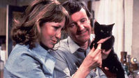 Richard Briers and Felicity Kendal in The Good Life (pic: BBC)