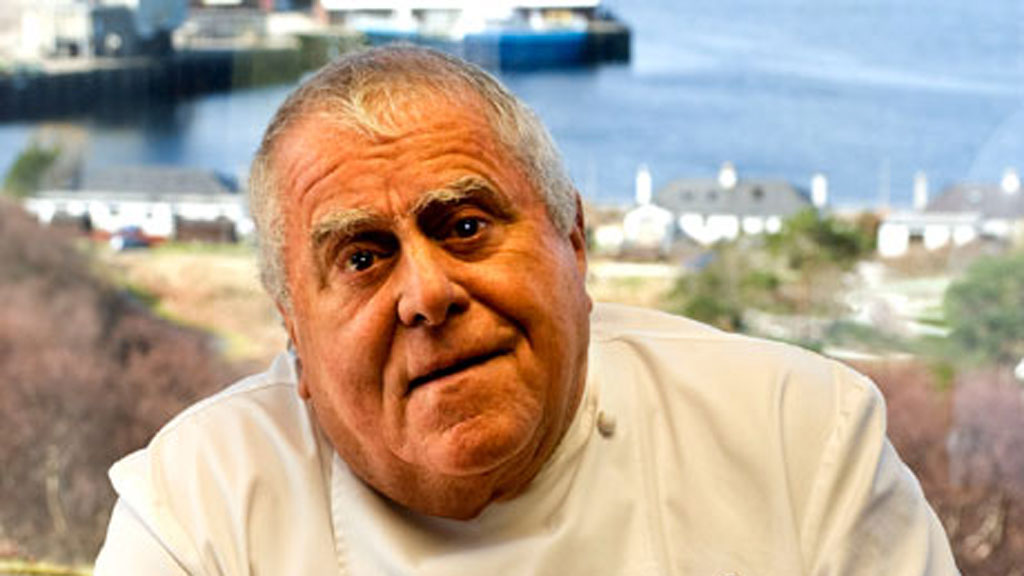 Albert Roux (pic: Reuters)