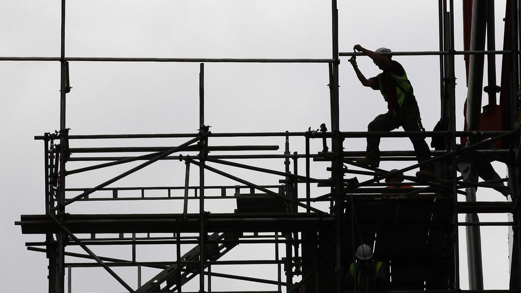 Construction workers blacklist under police investigation (R)