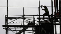 Construction workers blacklist under police investigation (R)