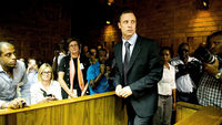 Oscar Pistorius granted bail (G)