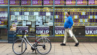Eastleigh campaign trail (image; getty)