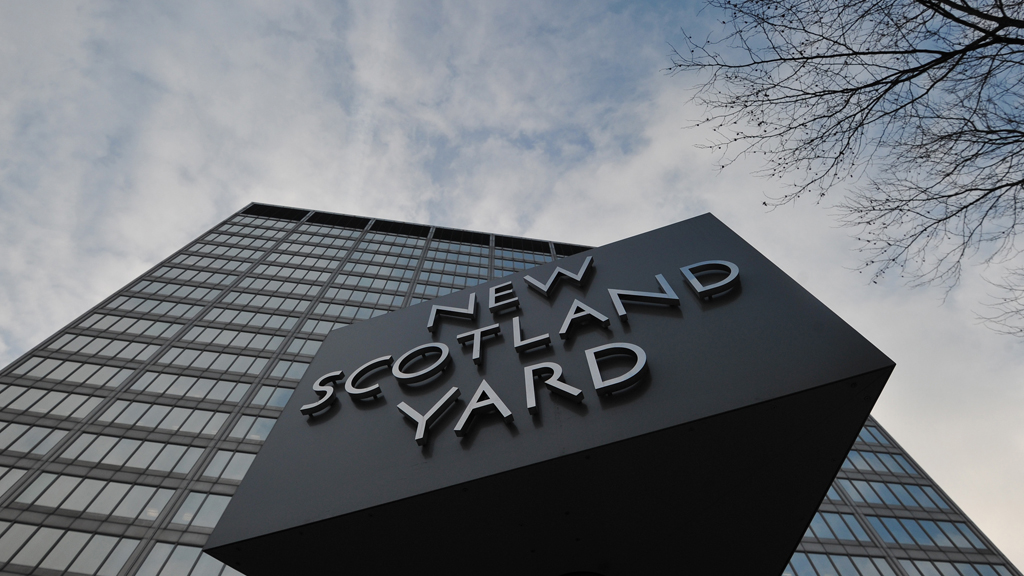Scotland Yard exterior (Getty)