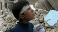 Syria latest: civilians suffer scud missile attacks