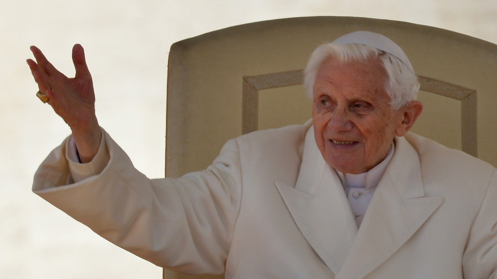 Pope Benedict will be known as