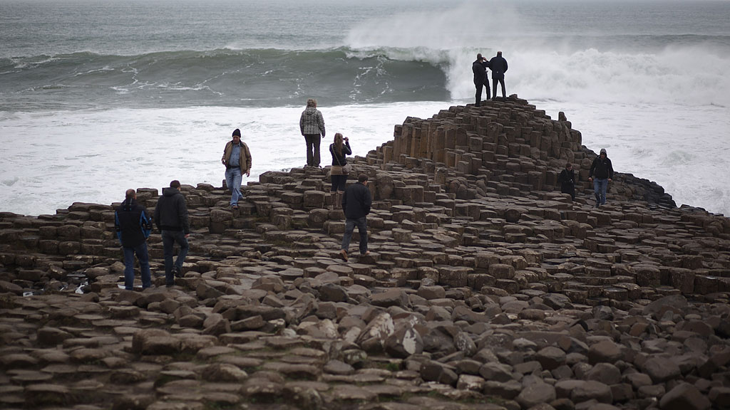 A judge dismisses a legal challenge from the National Trust to allow the construction of a £100m golf course near the famous Giant's Causeway in Northern Ireland (Getty)