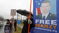 Bradley Manning pleads guilty to lesser charges (Reuters)