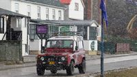 Stanley in the Falkland Islands, which Argentina says should be wrested from British control (Reuters)