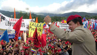 Life and times of Hugo Chavez - in pictures