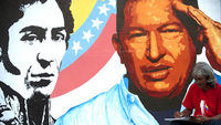 How did Hugo Chavez change Venezuela? - graphic