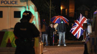 Reports of gunfire in east Belfast after flag protest (Reuters)