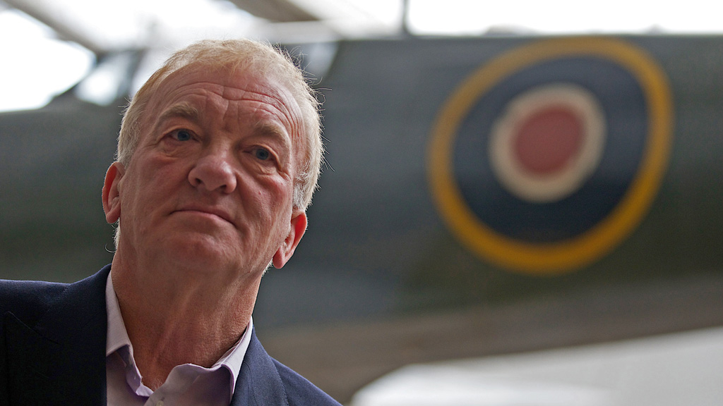 David Cundall, 63, is confident he will be able to unearth the mystery of the buried Spitfires in Burma (Getty)