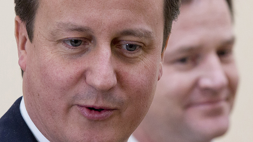 David Cameron and Nick Clegg insist their parties remain