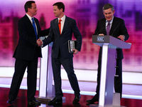 It begins with the debates, as Nick Clegg proves he can hold his own on the debating platform, winning admiration from the nation and perhaps some respect from his boss-to-be.