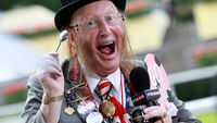 John McCririck at Royal Ascot in 2012 (pic: Getty)
