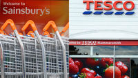 War of words breaks out between Tesco and Sainsbury's