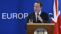 Cameron and Europe (Reuters)