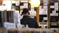HMV downfall: The dying art of browsing music. (Reuters)