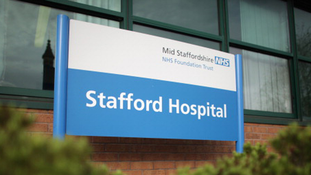 The public inquiry into care standards at Mid Staffordshire NHS foundation trust delivers its report shortly. Channel 4 News describes how events at the trust touched even those at the top of the NHS.