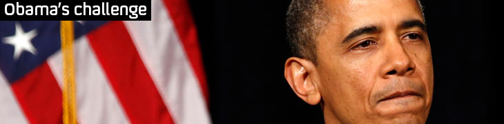 The challenges US president Obama faces in his second term