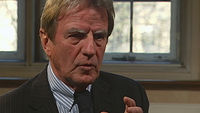 Bernard Kouchner begs the UK to help France in Mali