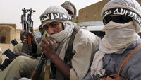 Islamist militants in Mali (Reuters)