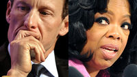 Lance Armstrong faces a life ban from cycling after admitting to Oprah Winfrey he took drugs (Image: Getty)