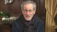 Steven Spielberg talks to Channel 4 News' Jon Snow about his Oscar-nominated film Lincoln
