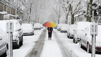 UK weather forecast: snow shuts schools and causes transport delays (Image: Reuters)