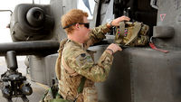 Prince Harry in Afghanistan (Getty)