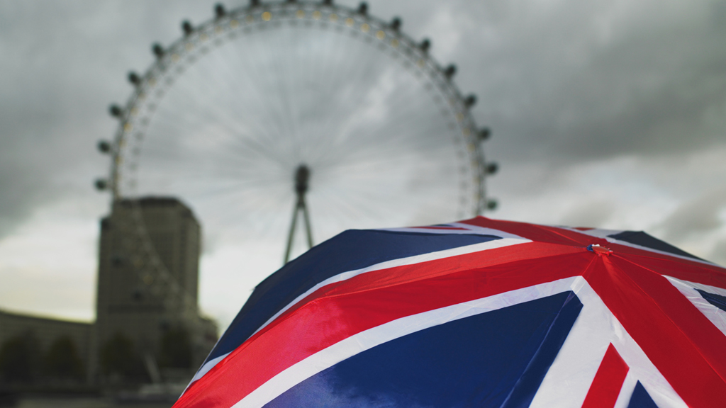 What is the British national identity, in or out of Europe? (Getty)