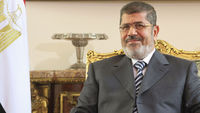 Egyptian president Mohamed Mursi (picture: Reuters)