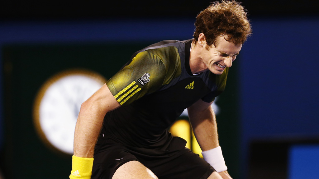 Andy Murray fails to create history