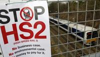 HS2 routes extended to Manchester and Leeds
