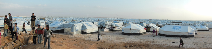 'Alarming' rise in Syrian refugees to Jordan
