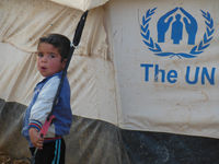 The United Nations says it needs $500m just to keep Za'atari camp running until June.