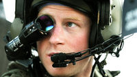 Prince Harry's flight instructor Michael Booley says the army used 'bullying tactics' against his official complaint (Image: Getty)