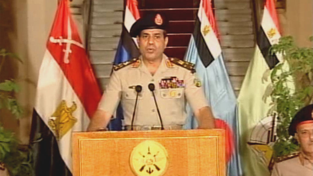 President Egypt 2013 Egypt President Morsi Ousted