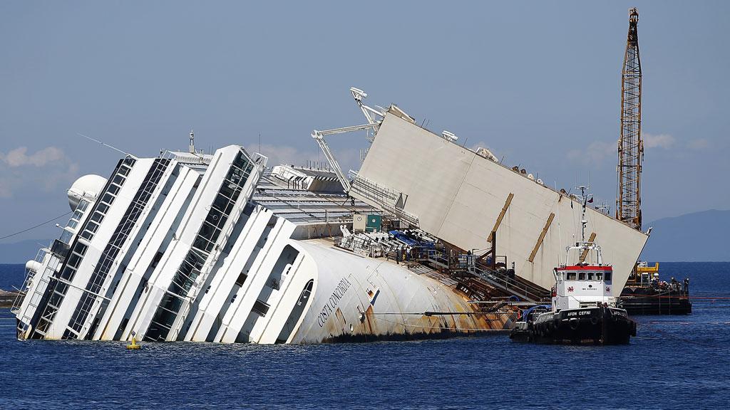 Costa Concordia (reuters)