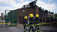 The arson attack on the al-Rahma community centre in north London - blamed on the EDL - has left local Somalis and their children deeply affected. Will the area and its people ever recover?
