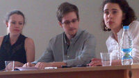 Edward Snowden (Human Rights Watch)