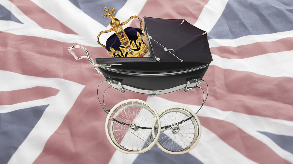 Royal baby: when will the new heir inherit the throne?