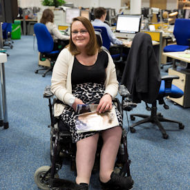 Work experience for disabled people - hope of equality?