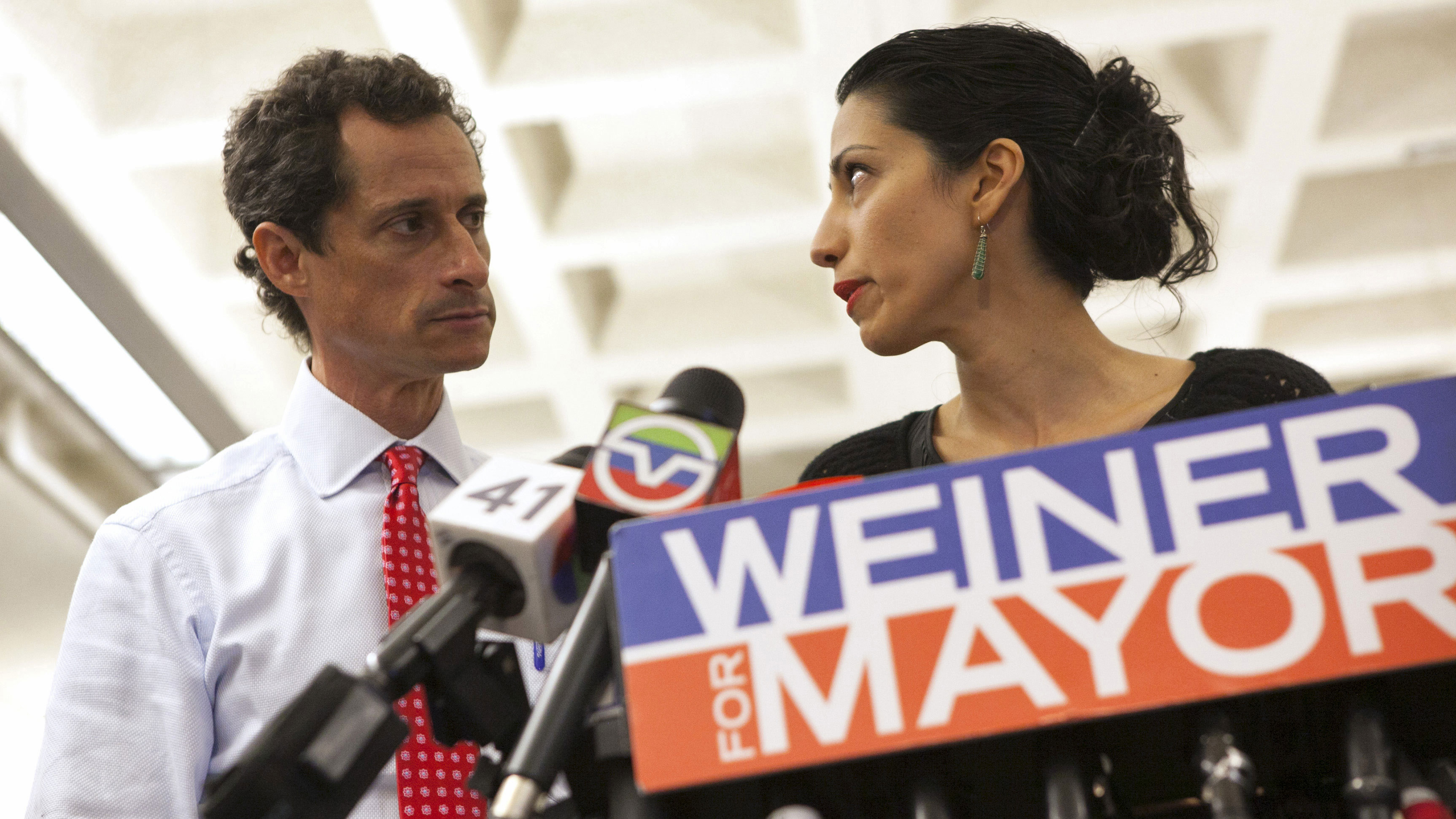 News scandal over Anthony Wiener who is seeking to become New York mayor (Reuters)