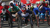 Paralympic athletes (reuters)
