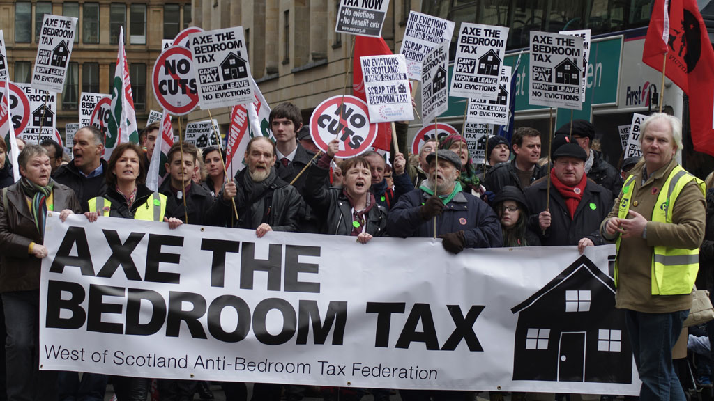 Disabled Campaigners Lose Bedroom Tax Challenge Channel 4 News
