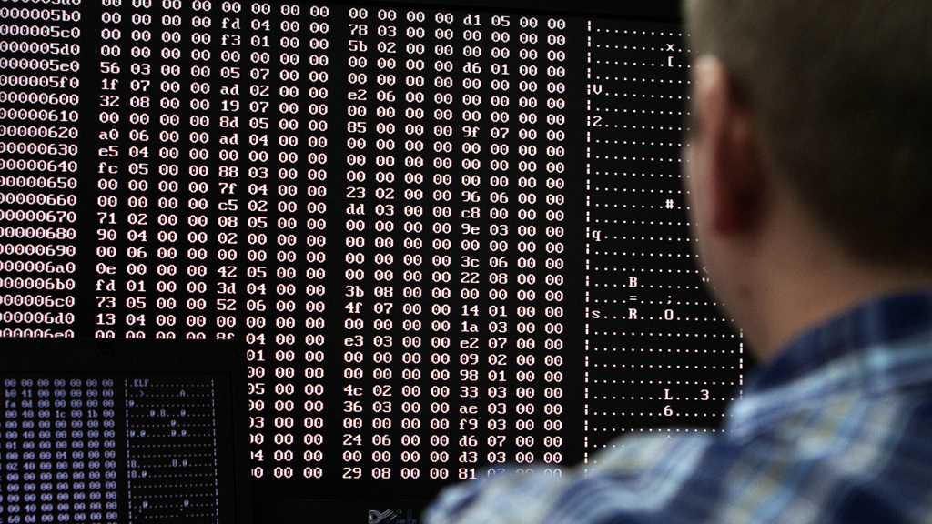 Malware lab (Reuters)