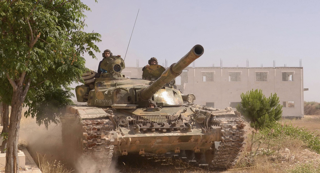 Syrian conflict ongoing after two years (picture: Reuters)