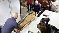 After more than seven decades in storage scientists have begun to uncover the mysteries behind a 3,000-year-old Egyptian mummy.